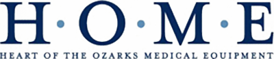 Heart of the Ozarks Medical Equipment logo